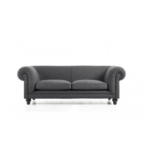 Chesterfield Northbank 3 places - Laine Slate