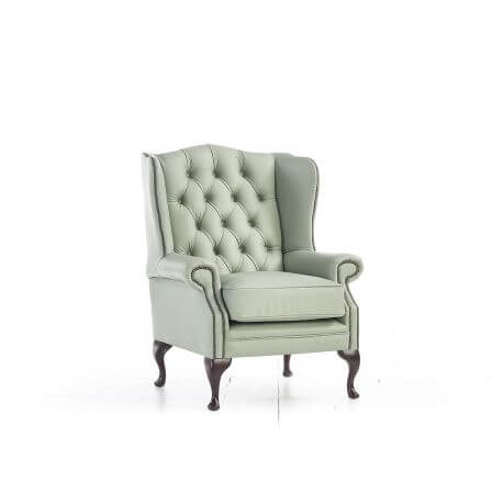 Fauteuil chesterfield highclere - Fauteuil chesterfield tissu ...