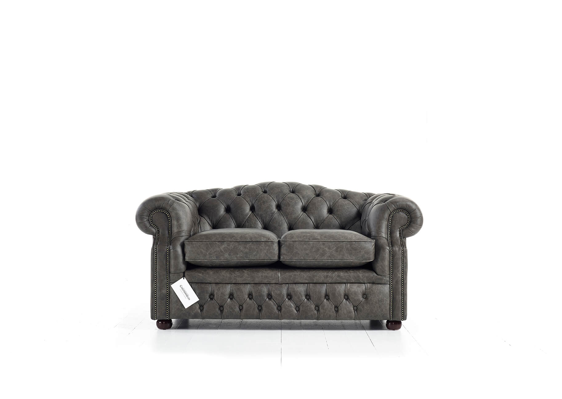 Canapé Chesterfield Buckingham 2 places