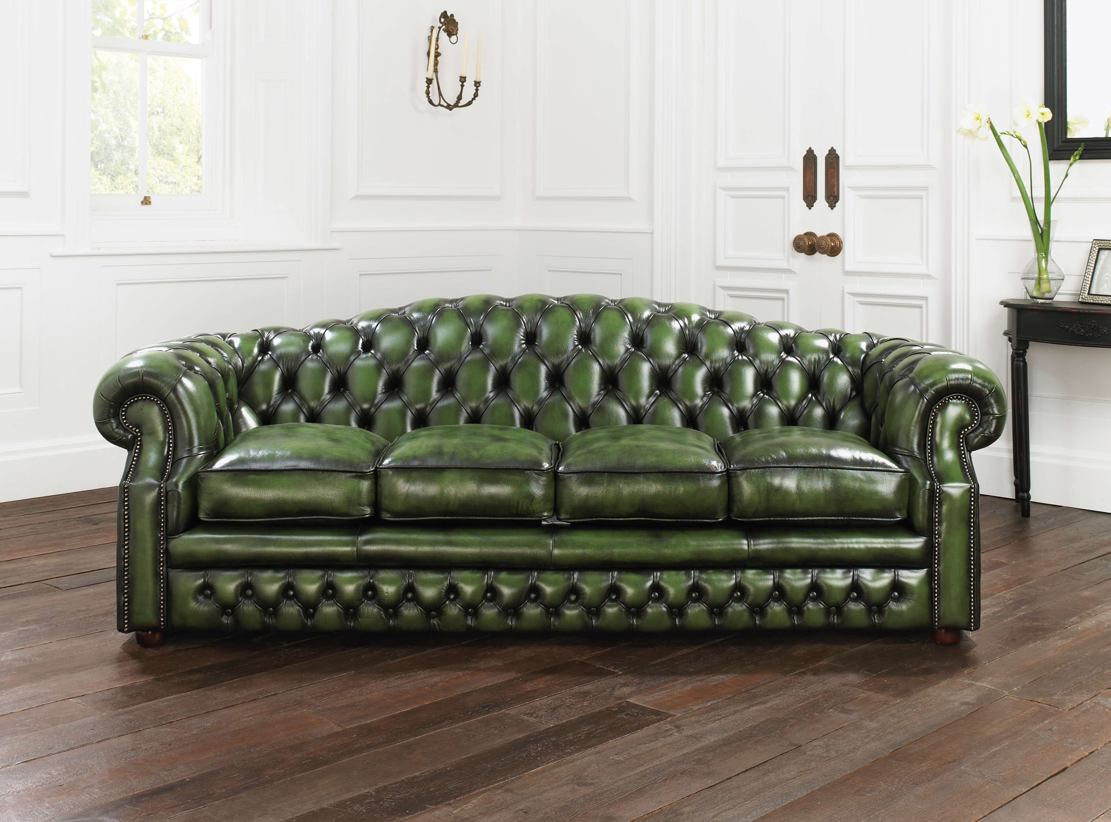 Canapé Chesterfield Buckingham