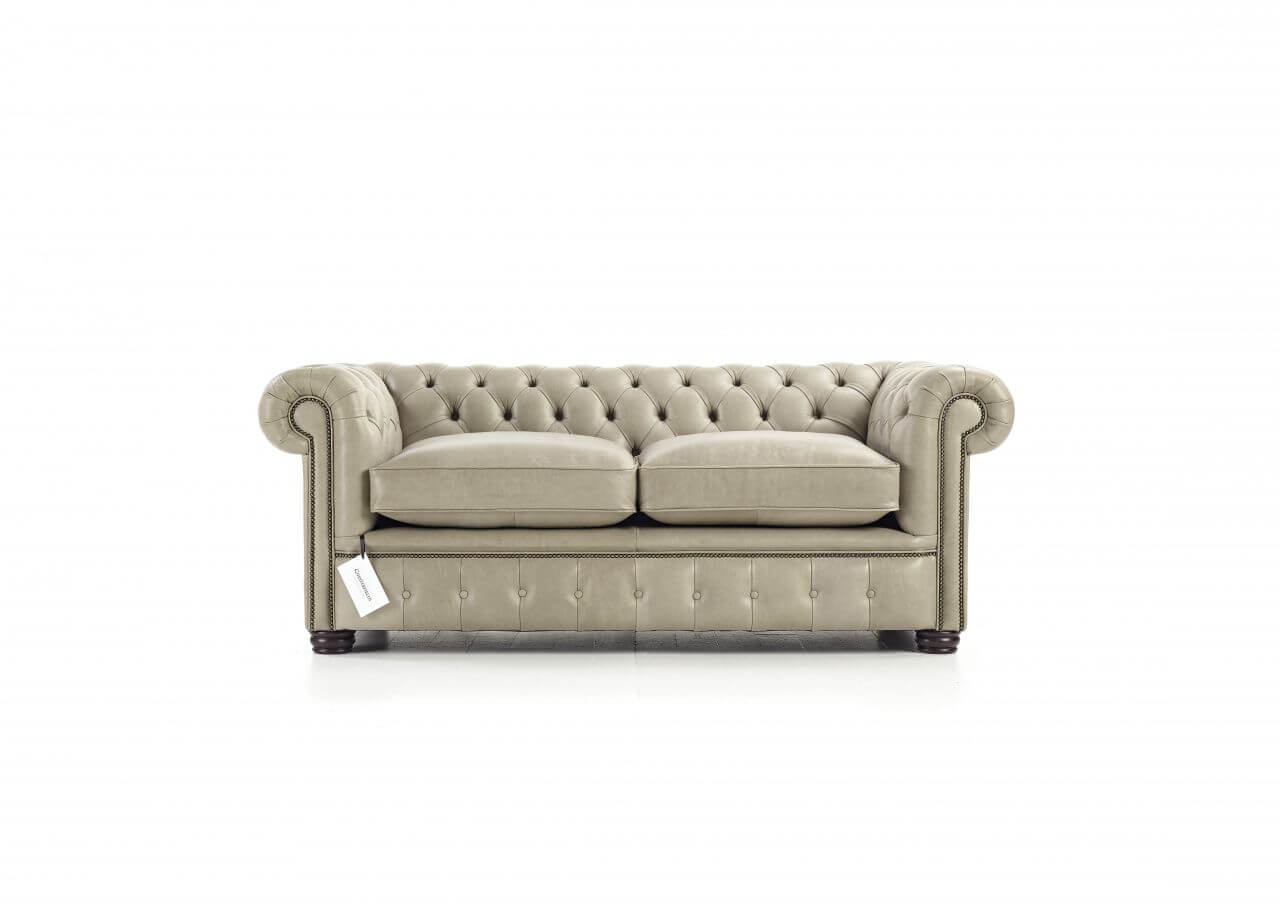 Fauteuil Chesterfield London 2 places