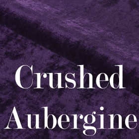 Crushed Aubergine