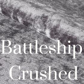 Battleship Crushed