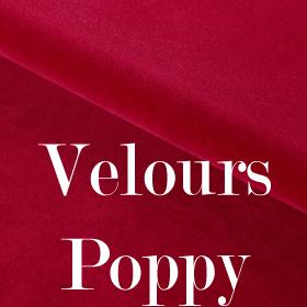Velours Poppy