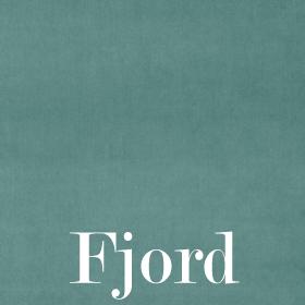 Velours Fjord