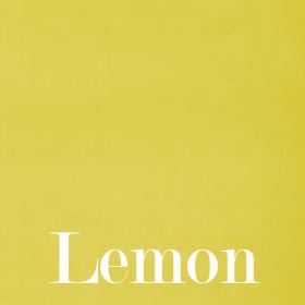 Velours Lemon