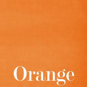 Velours Orange