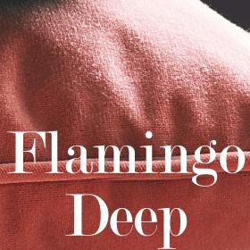 Velours Flamingo