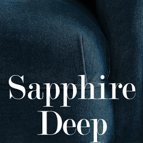 Velours Sapphire